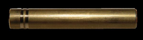 """Ballistol Gewinde-Adapter Niebling Bürste (M4 Innengewinde mit Einführhilfe auf 1/8"""" Innengewinde)"""