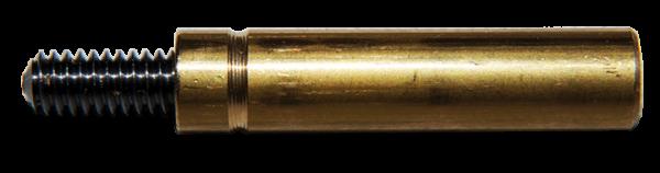 """Ballistol Gewinde-Adapter Schweiz (Gewinde M4x0.5 Innengewinde auf 1/8"""" Außengewinde)"""