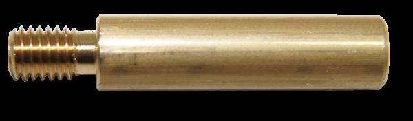 Ballistol Gewinde-Adapter für Niebling Bürste (M4 Innengewinde mit Einführhilfe auf M5 Außengewinde)