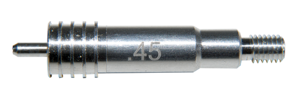 Patch-Adapter Alu Kal. .45 (M5 Außengewinde)