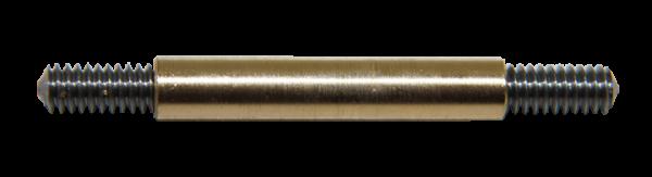 Ballistol Gewinde-Adapter Dewey (1/8 Außengewinde auf 1/8 Außengewinde)