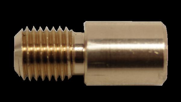 Ballistol Gewinde-Adapter Dewey (5/16-27 Außengewinde auf M5 Innengewinde)
