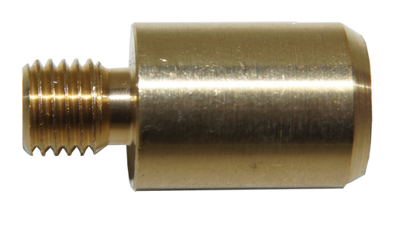 Ballistol Gewinde-Adapter Stock Parker Hale, Ø 12,5 mm (Parker Hale Außengewinde auf M5 Innengewinde)