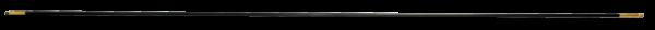 Ballistol Carbon-Putzstab lang, 93 cm, Ø 5 mm