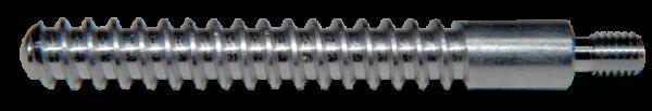 Ballistol Werg-Adapter Alu Ø 8 mm (M5 Außengewinde)
