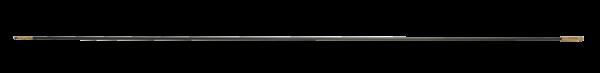 Ballistol Carbon-Putzstab lang, 93 cm, Ø 4 mm