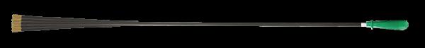 Carbon-Putzstab lang, 93 cm, Ø 7 mm
