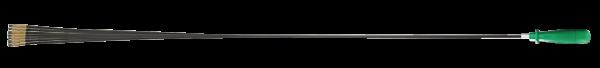 Ballistol Carbon-Putzstock lang, 93 cm, Ø 4 mm