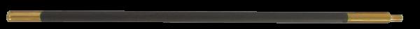 Carbon-Putzstab kurz, 25 cm, Ø 7 mm