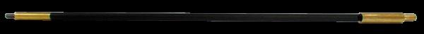 Carbon-Putzstab kurz, 25 cm, Ø 5 mm