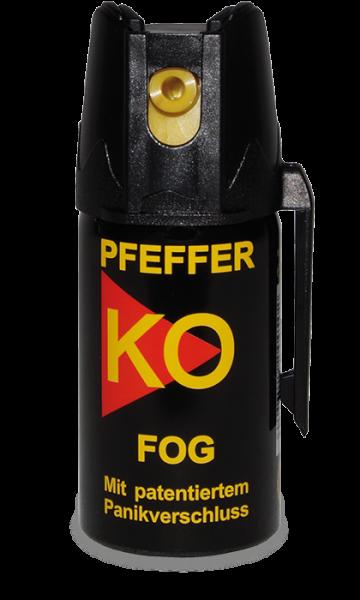 Pfeffer-KO FOG
