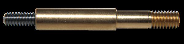 """Ballistol Gewinde-Adapter Niebling Stock (M4 Außengewinde mit Einführhilfe auf 1/8"""" Außengewinde)"""