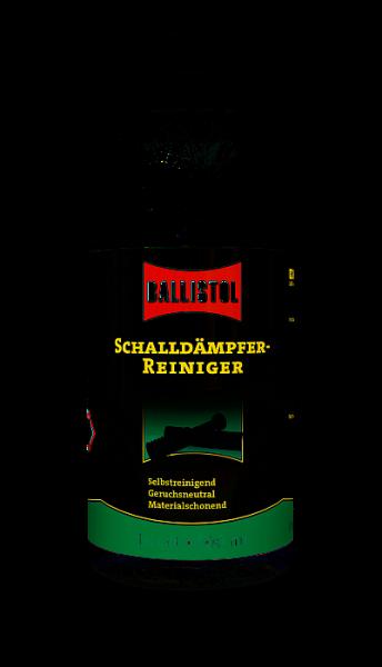Schalldämpfer-Reiniger