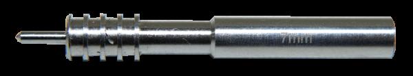 Ballistol Patch-Adapter aus Aluminium Ø 7,0 mm